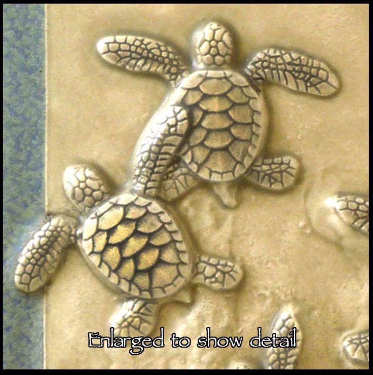 Perfect Sea Turtle Wall Art Illustration - Art & Wall Decor ...
