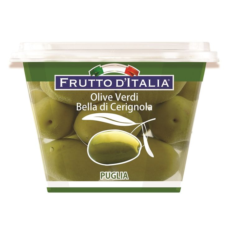 Le olive Bella di Cerignola, dalla pezzatura gigante, coltivate in Puglia, sono conosciute anche come Bella di Puglia o Bella di Daunia, secondo l'antico nome attribuito dai Romani. La loro raccolta viene ancora oggi effettuata a mano. Ha un gusto delicato e la polpa carnosa ma la cosa che più colpisce sono le sue dimensioni che la rendono forse l'oliva più grande al mondo. Da servire come stuzzichino per cocktail, è ottima anche da sola come snack o per antipasti, formaggi affumicati o…