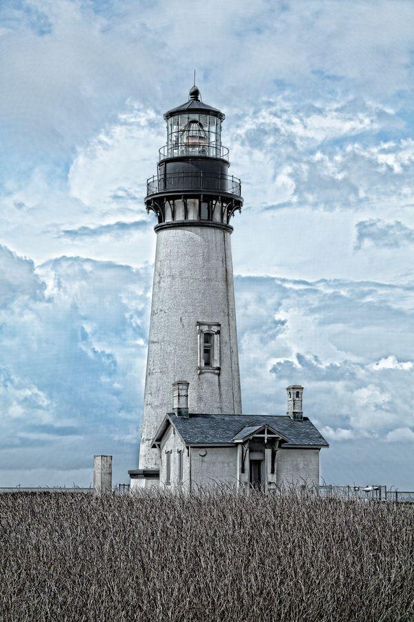 """""""Lighthouse"""" by Lonnie Gorsline, via 500px."""