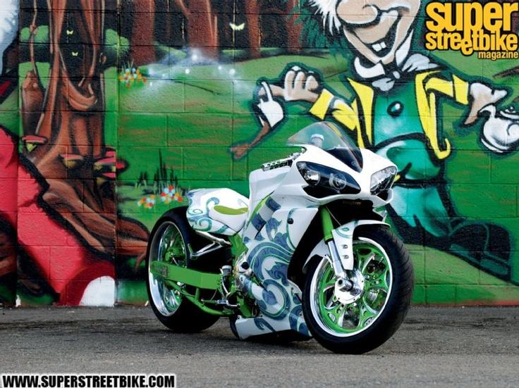 2008 Yamaha R1 Custom