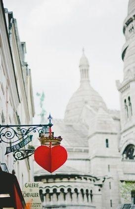 Montmartre ~ Sacré Coeur ~ Paris