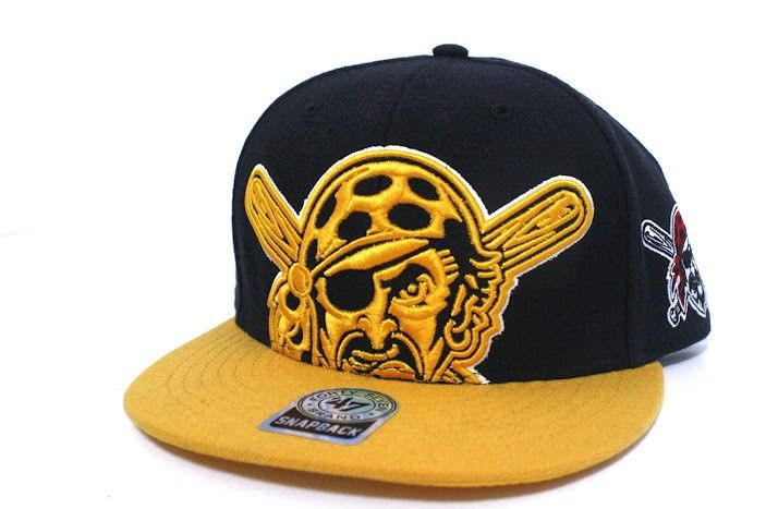 online retailer 07996 53332 ... best price forty seven pittsburgh pirates snapback mens 4f17f 9a9f1