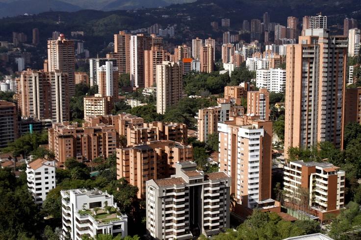 Medellin, Colombia: El Poblado nieghorhood