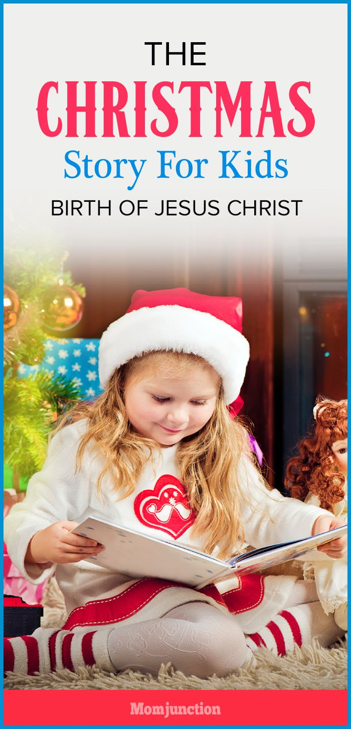Here is the Christmas story for kids that you can read. By sharing this birth of Jesus nativity story, teach your child about the true spirit of Christmas.