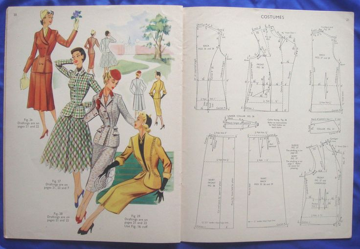 vintage HASLAM SYSTEM of DRESSCUTTING drafting system sewing pattern book No.30 | eBay