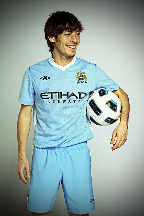David Silva - Manchester City and Spain