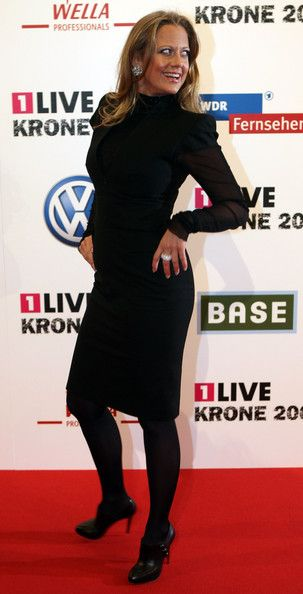 Barbara Schoeneberger Photos: 1 Live Krone Award 2008
