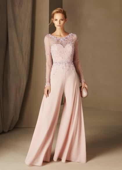 58de6a52a086 BRENDA, Pronovias   Aisha s Wedding   Dresses, Outfits, Jumpsuit