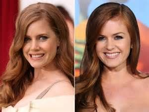 Amy Adams and Isla Fisher.