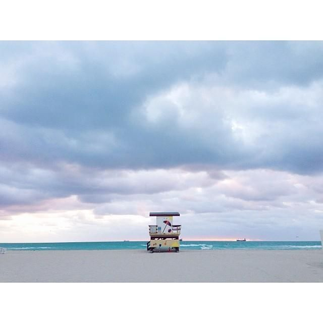 #Miami's South Beach neighborhood is stepping up its A-game. What will you discover while in this Floridian getaway? Photo couresty of miminguyenphoto on Instagram.