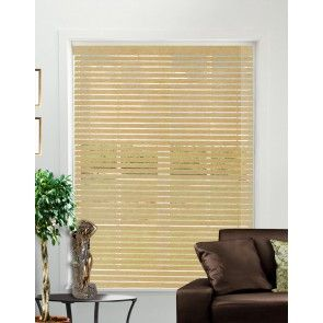 Stains Natural Wood Venetian Blind