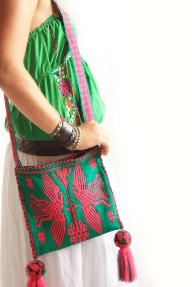 Best embroidered bag ideas on pinterest embroidery