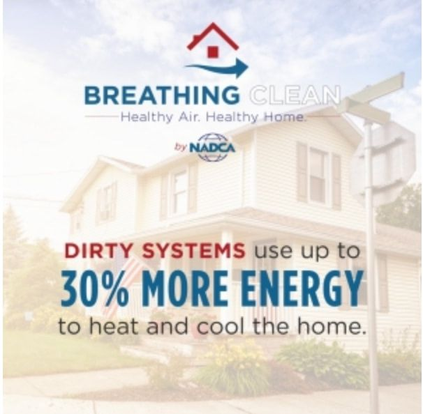 Breathe Easier And Save Money Clean Air Ducts Duct Cleaning