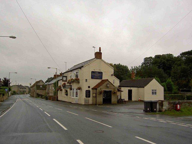 Towton, N.Yorks. Site of War of Roses with Richard lll, local public house