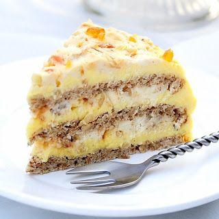 Café Chocolada: Vanilla slice - Krempita