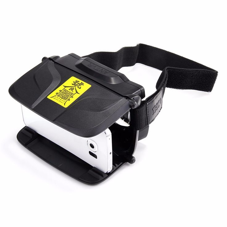 ANT VR Headset - Foldable VR Glasses - 100 Field of View