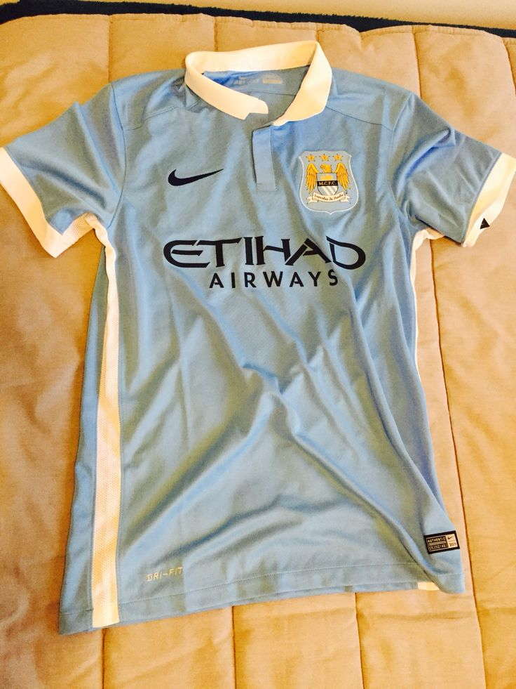 Manchester City jersey for 2015/2016 new season