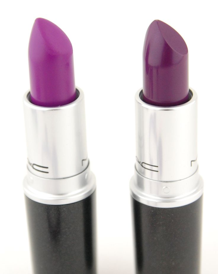MAC Cosmetics Pure Heroine Amplified Creme lipstick