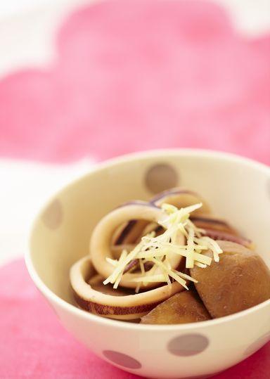 いかと里芋の煮物 のレシピ・作り方 │ABCクッキングスタジオのレシピ | 料理教室・スクールならABCクッキングスタジオ
