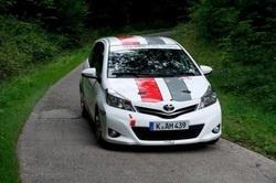 Toyota diatur untuk membuat comeback ke dunia WRC dengan baru dan suzuki grand vitara  terjangkau Yaris R1A yang akan debut pada tanggal 24 Agustus pada ADAC Rallye Deutschland, kesembilan putaran WRC. Dikembangkan oleh Toyota Motorsports GmbH (TMG), reli ini baru Yaris akan ambil bagian sebagai 'Mobil nol' jadi itu akan berjalan sebagai mobil kursus untuk mengkonfirmasikan kondisi jalan dan juga untuk mengumumkan awal tahap.