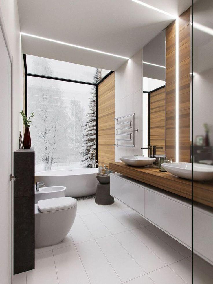 Top 60 Besten Schwarzen Badezimmer Ideen Dark Interior Designs Mann Stil Tattoo In 2020 Bathroom Decor Modern Bathroom Modern Bathroom Design