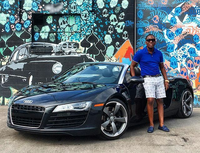*SOLD*  Congratulations To @j.hailey416 ! Just Picked Up This LOUD R8 Spyder! Enjoy! #VehicleDirect