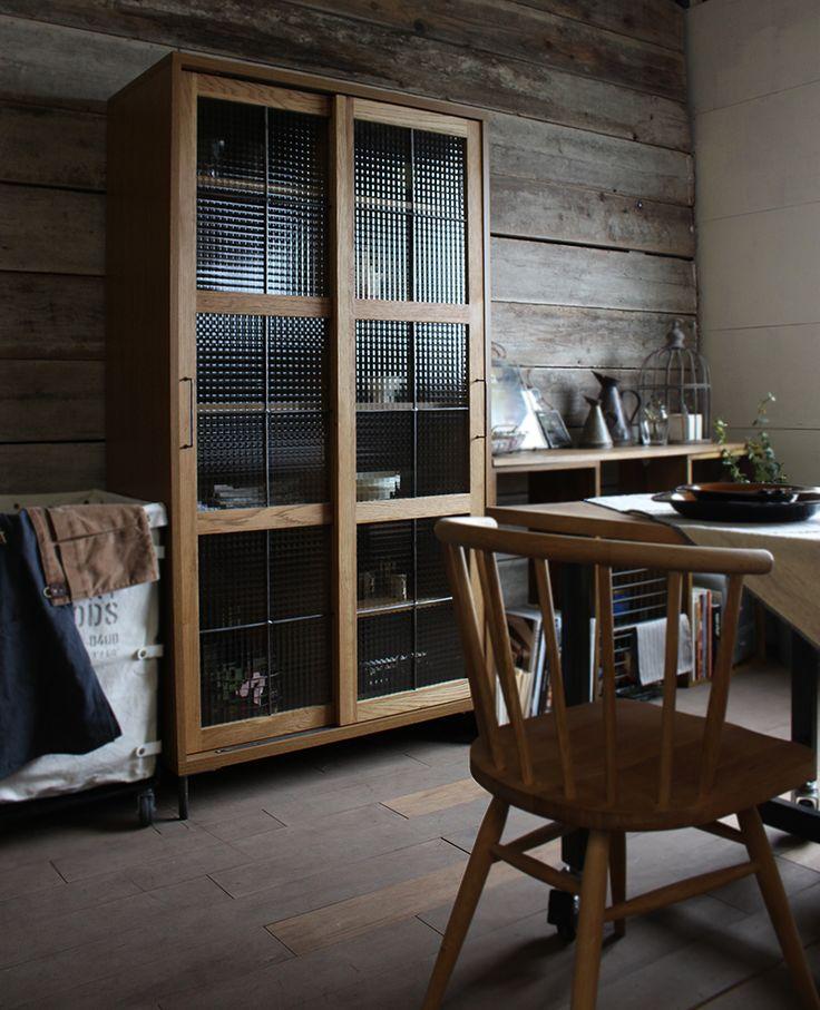【楽天市場】【NEW YEAR SALE】【予約受付中】cadeal slide glass cabinet high カデルスライドガラスキャビネットハイ 食器棚にも、書棚にもできるシンプルなキャビネット(1月中旬~1月下旬以降発送予定)1/1 0:00~1/12 20:59まで10%OFF!:a.depeche