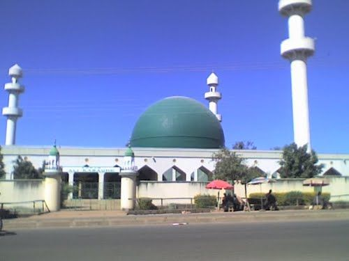 Ustaz Adam Emerges As The New Jos Central Mosque Imam