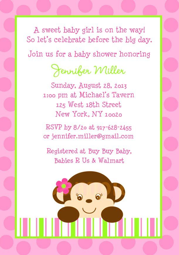 239 best Baby shower idess images on Pinterest Baby bird shower - free baby shower invitation templates for word