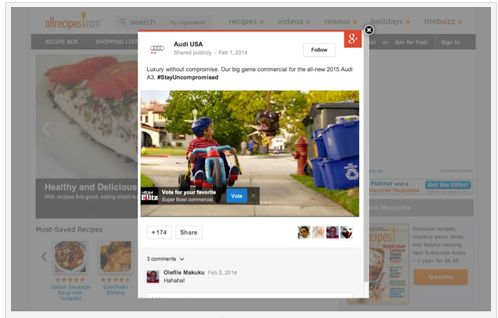 Have you heard of +Post ads from Google? Google's +Post ads give your content assets massive visibility. In this article you'll discover what +Post ads are and how your company can benefit from using them to promote your content to an even wider audience.