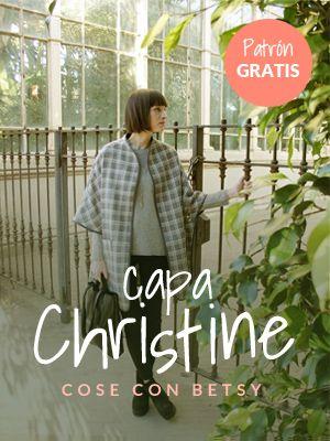 Hola chicas, ¡empezamos el Cose con Betsy de la capa Christine! Hoy toca hacer la lista de la compra.