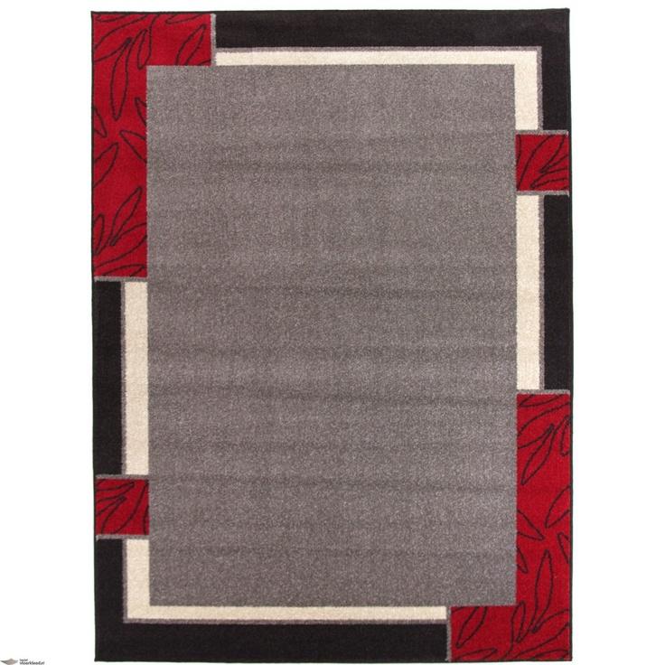 Vloerkleden rood / beige    VLOERKLEED COSI  Dit vloerkleed leent zich uitstekend onder een tafel door het effen gedeelte in het midden en de leuke rand eromheen.    http://www.bestelvloerkleed.nl/collectie-vloerkleden/vloerkleed-beige-rand