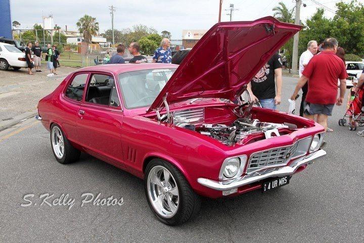 Old School Aussie Muscle..Turbo LJ Torana (RB30DET)