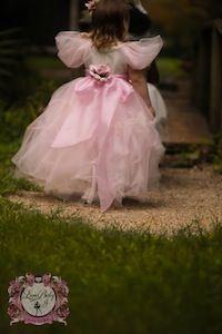 Girls Formal Dress | Couture Mademoiselle Crinoline Dress