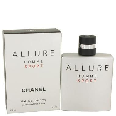 Allure Homme Sport by Chanel Cologne Spray 5 oz - 533777