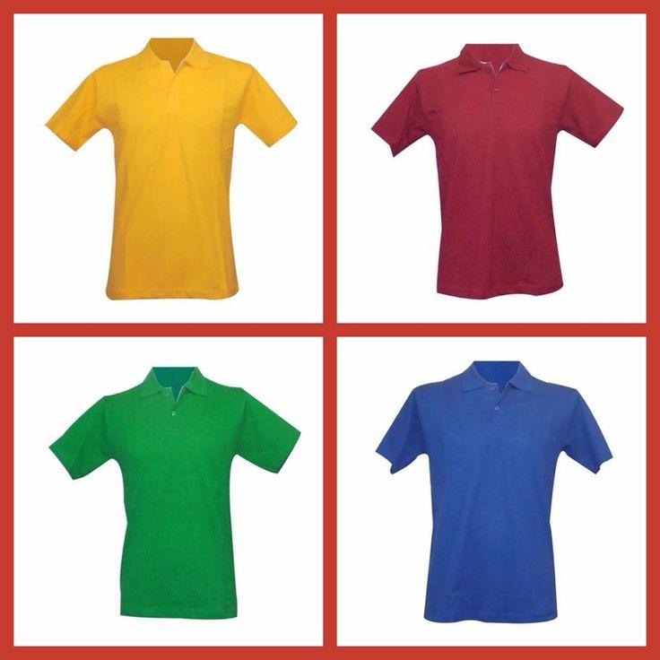 Νέα ανδρικά μπλουζάκια T-shirt Polo σε απίστευτα ανοιξιάτικα χρώματα και μόνο στα 7.80€. Μπείτε στο e-shop μας και προλάβετε!