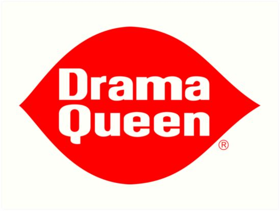 """Drama Queen - Dairy Queen parody"""" Art Prints by fsmooth 
