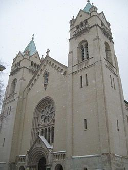 St. Josaphat Roman Catholic Church (Chicago) - Wikipedia, the free encyclopedia