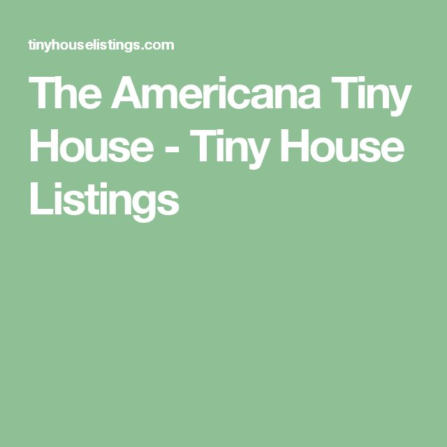 17 melhores ideias sobre Tiny House Listings no Pinterest Casas