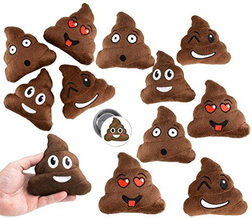 Emoji Poop Pillow Party Favors for 12 - 12 Small Emoji Pi... https://www.amazon.com/dp/B01G8UOB8M/ref=cm_sw_r_pi_dp_x_gunOxbKENN4WF