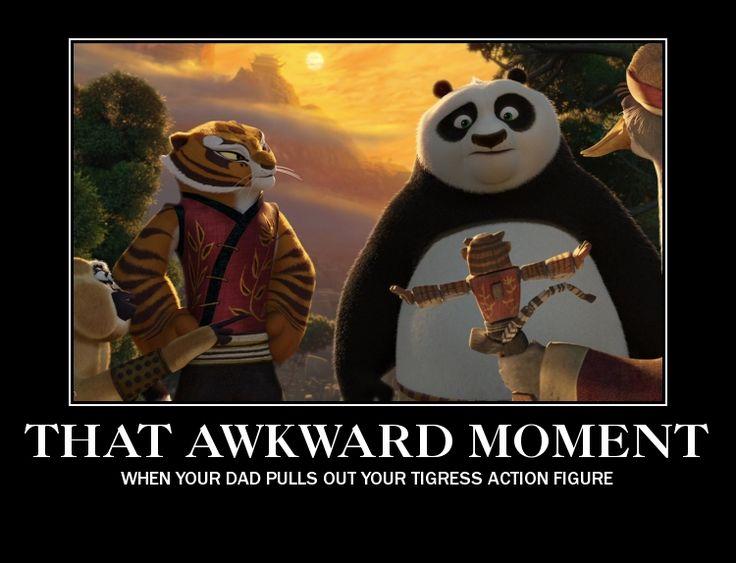 Kung Fu Panda Tigress Action Figure