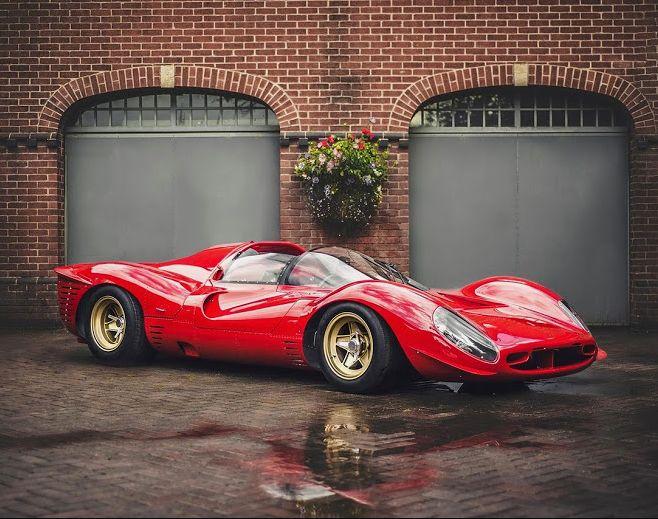 1967 #Ferrari 330 P4