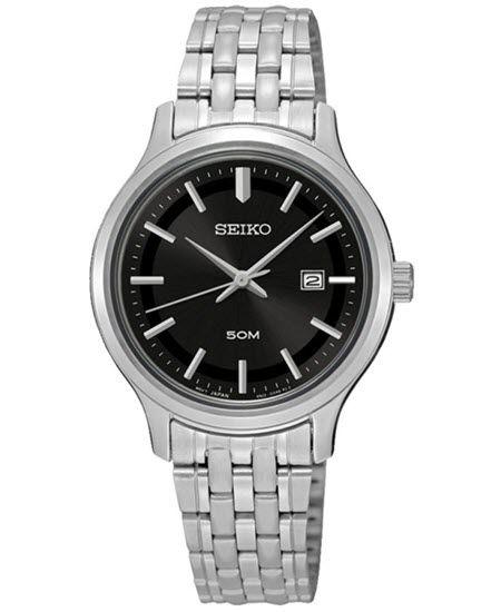Penge til armbåndsur. For eksempel dette: Seiko Dameur SUR795P1