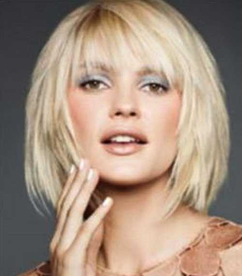 Astounding 1000 Ideas About Layered Bob Haircuts On Pinterest Layered Bobs Short Hairstyles Gunalazisus