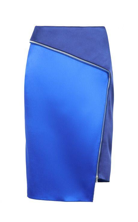 Radius Cutaway Skirt by Dion Lee - Moda Operandi