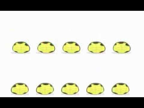 20 Tortugas - Spanish Numbers 11 - 20 - YouTube Hope this helps!