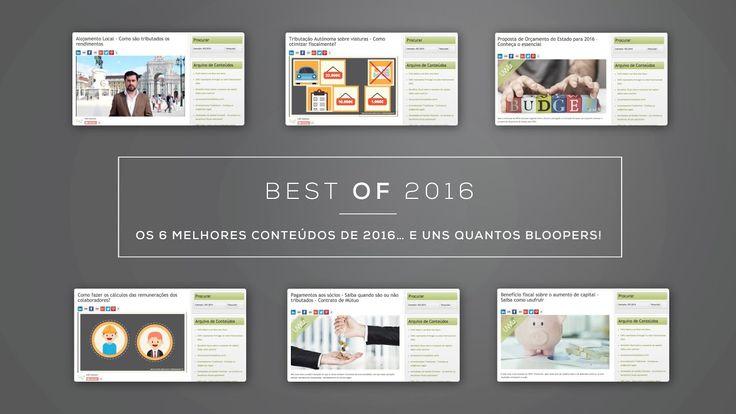 Os 6 melhores conteúdos de 2016… e uns quantos bloopers! - http://bit.ly/2hp9WmL