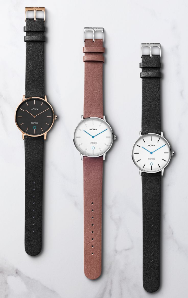 NOWA Watch Classic Collection. Watches with 24 month guarantee. smartwatch, men's fashion, wristwatch