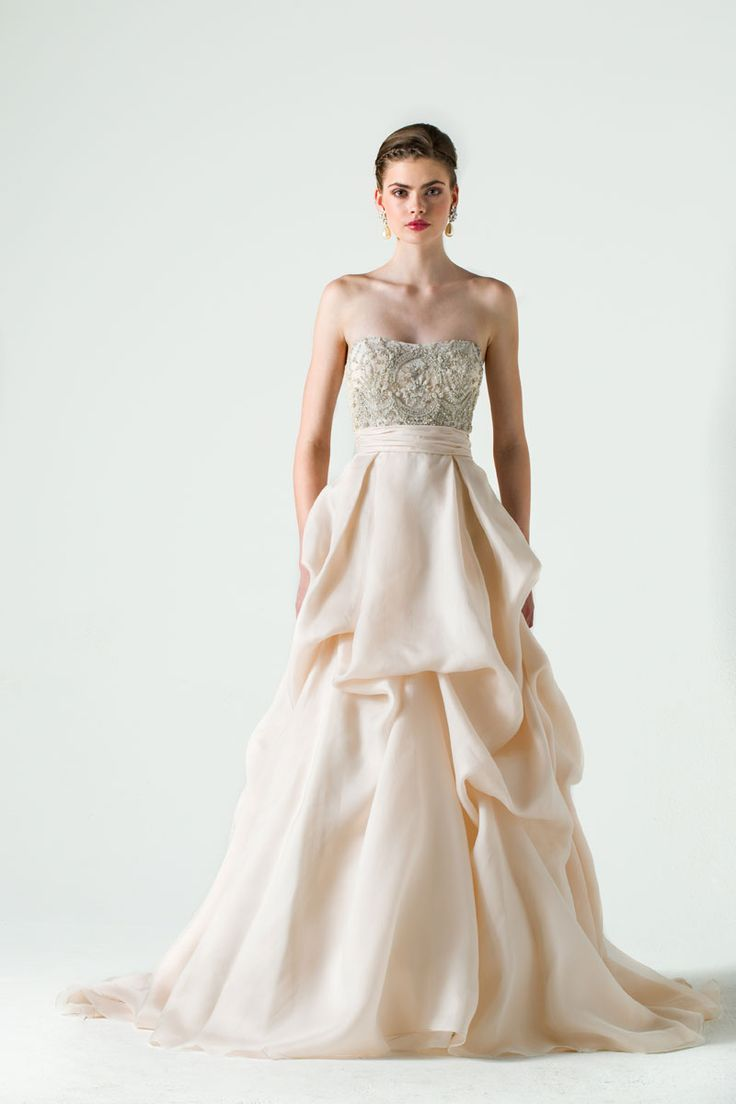The Anne Barge Collection of Bridal Gowns - SPRING 2015 COLLECTION - Anne Barge