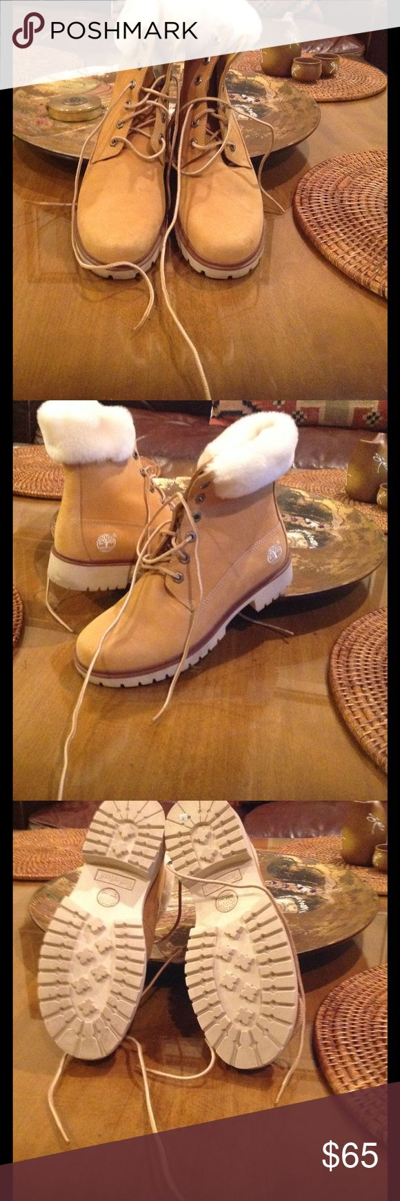 timberland construction boots cleaner